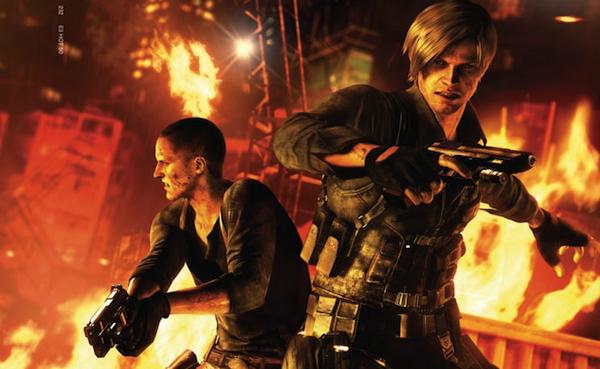 redent evil 6 Video Game Review: Resident Evil 6