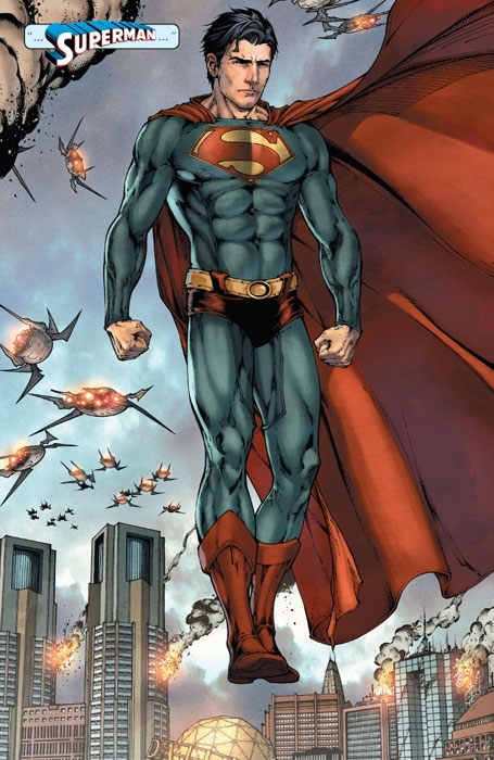 sme1galley 082 copy 02 Comic Review: Superman Earth One