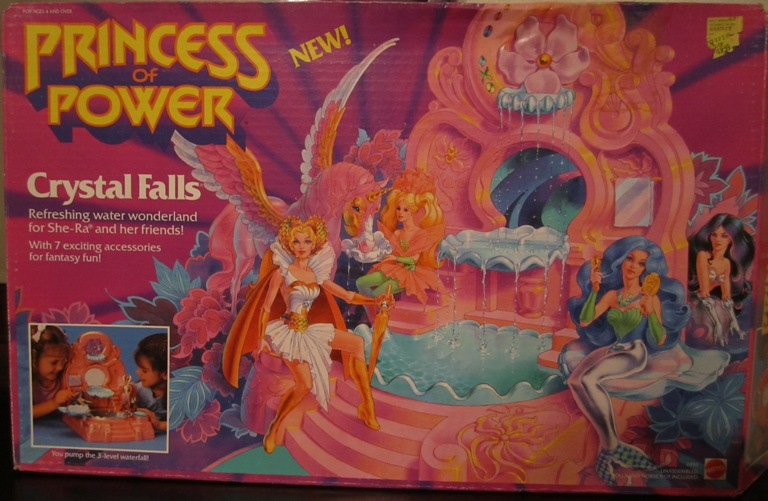 002 Vintage Toy of the Month! Crystal Falls!