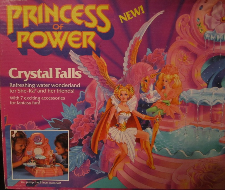 003 Vintage Toy of the Month! Crystal Falls!