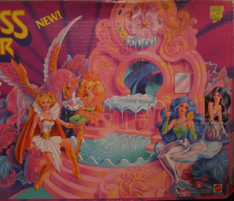 004 Vintage Toy of the Month! Crystal Falls!