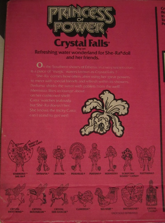 008 Vintage Toy of the Month! Crystal Falls!