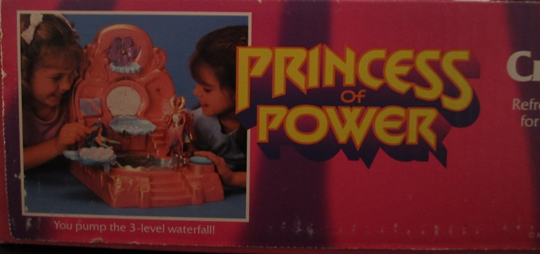 012 Vintage Toy of the Month! Crystal Falls!