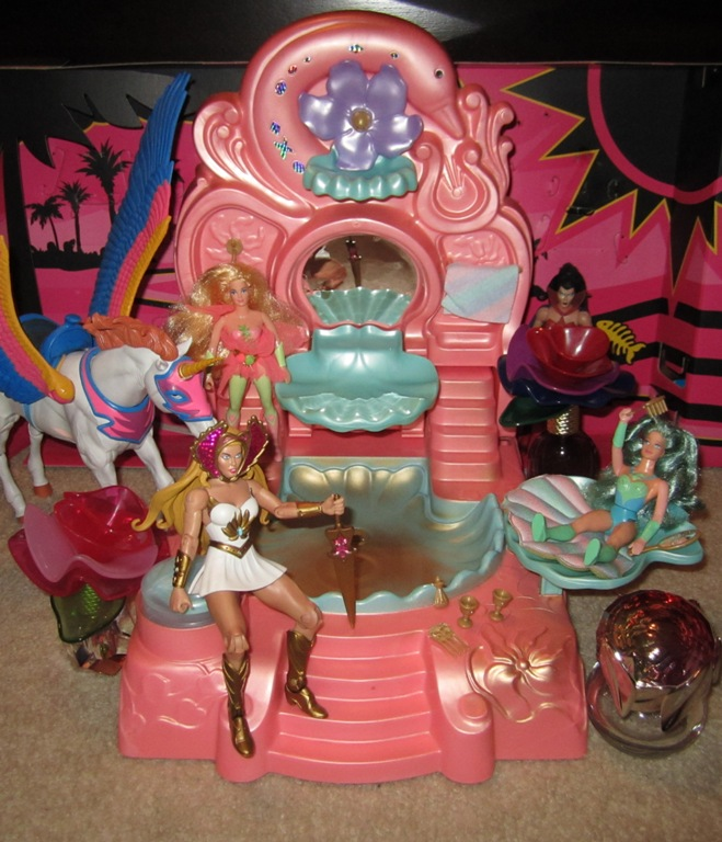 030 Vintage Toy of the Month! Crystal Falls!
