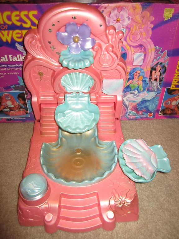 038 Vintage Toy of the Month! Crystal Falls!