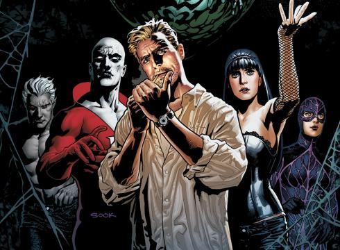 Justice League Dark Team 1 Guillermo del Toro To Direct A Magic Based DC Team Film?