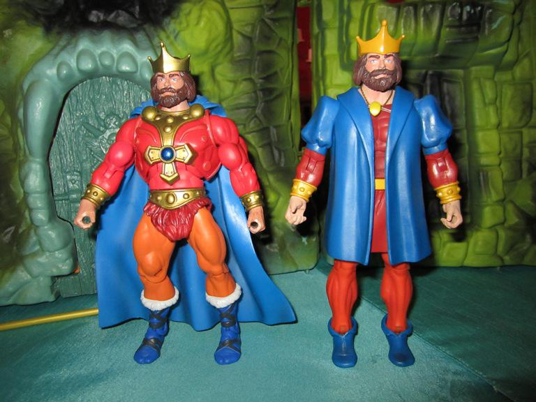 KR6 Thirty Years Of MOTU: Nov  Dekker And King Randor!