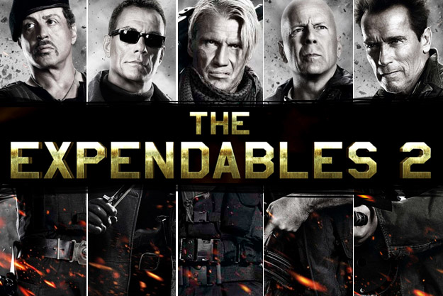 Nicolas Cage NOT Confirmed For Expendables 3