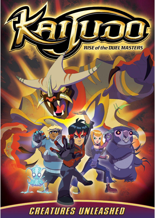 kai cover Kaijudo: DVD Review!