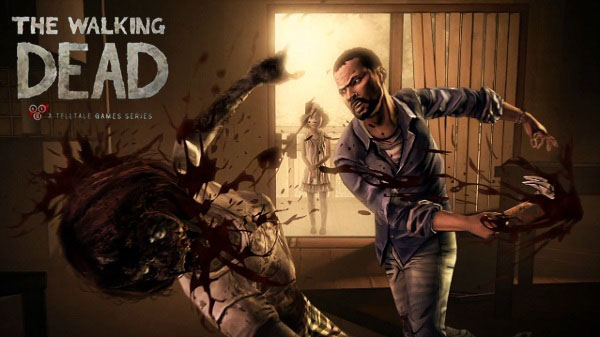 pd2 The Walking Dead: Game Season 1 Review