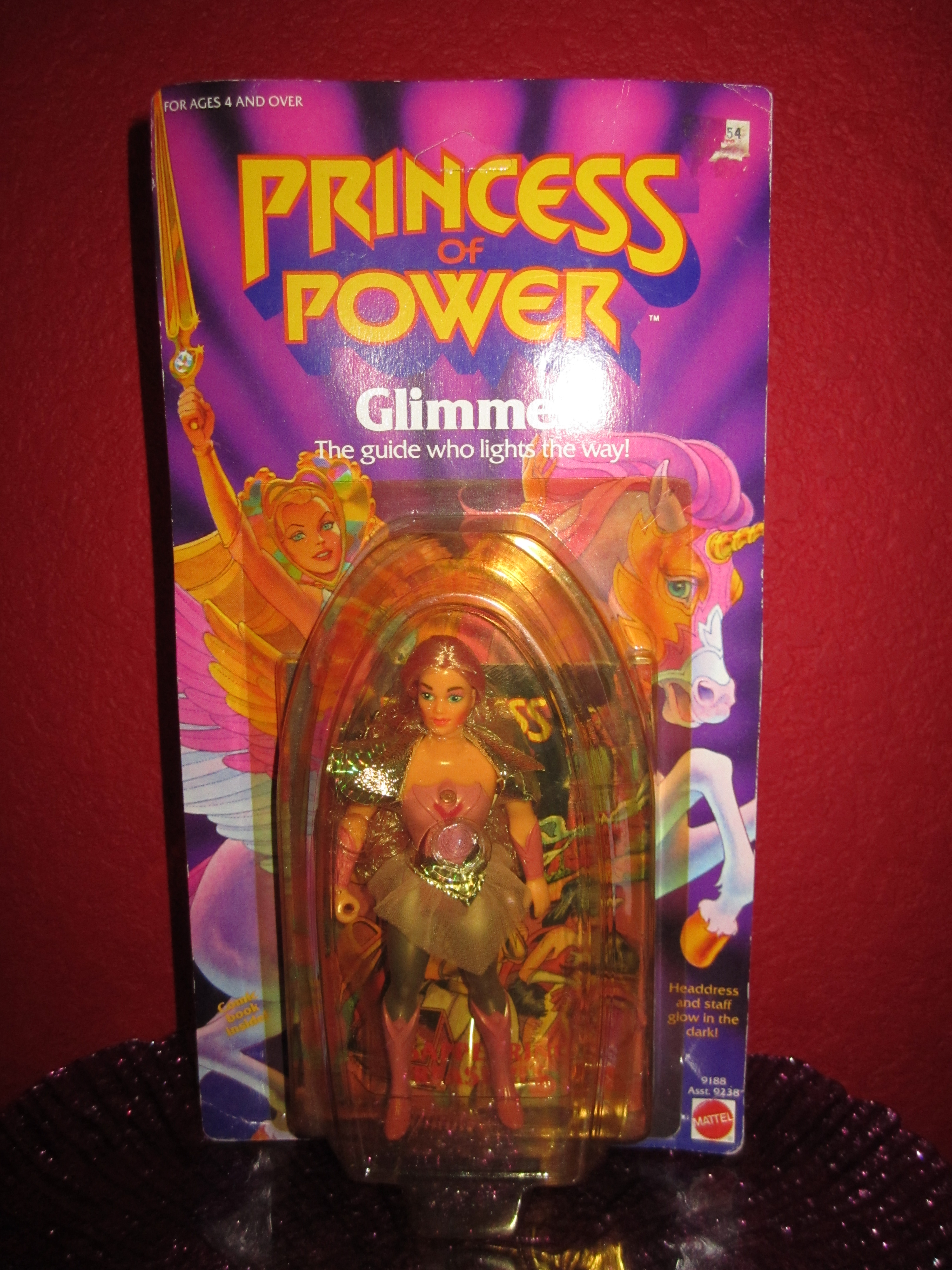 001 Vintage Toy of the Month! Glimmer!