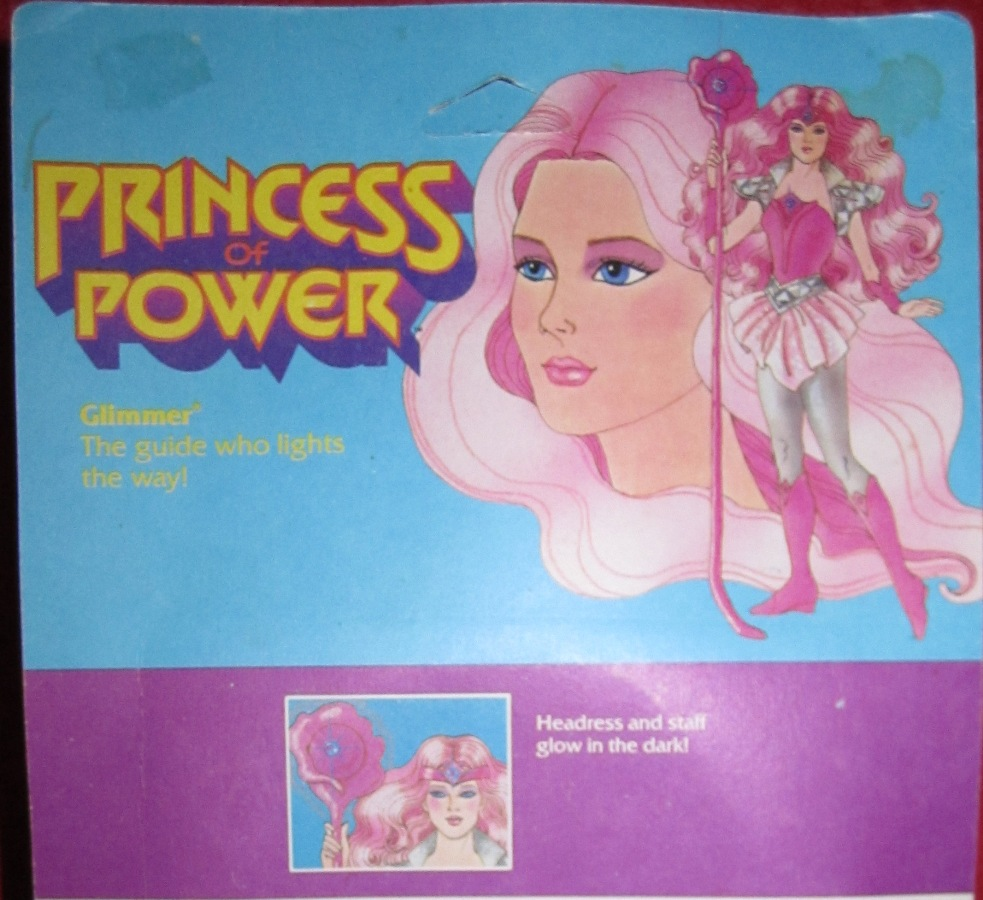 012 Vintage Toy of the Month! Glimmer!