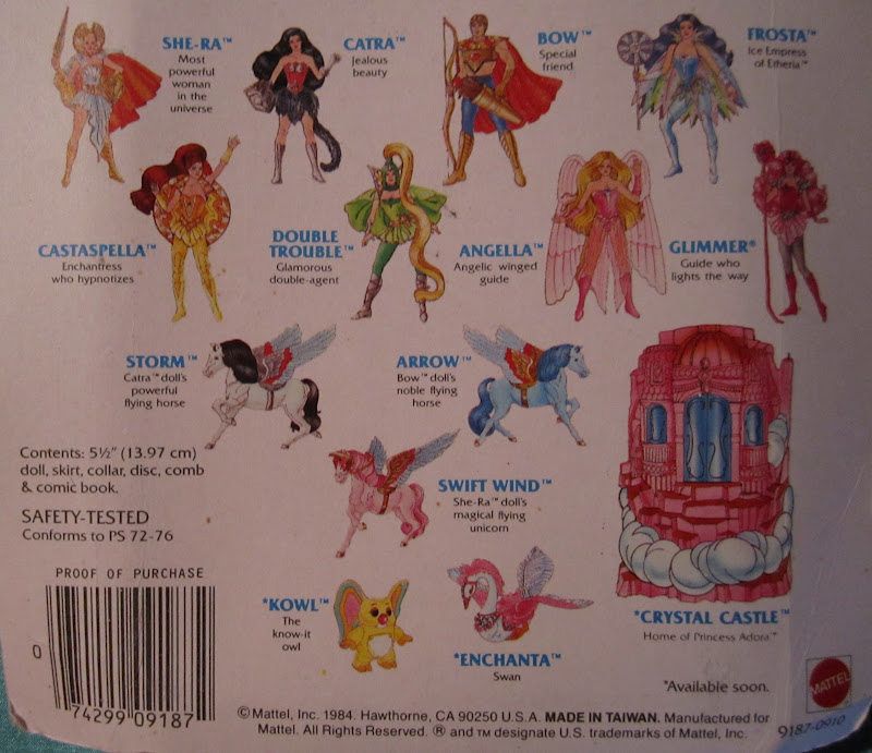 077 Vintage Toy of the Month! Glimmer!