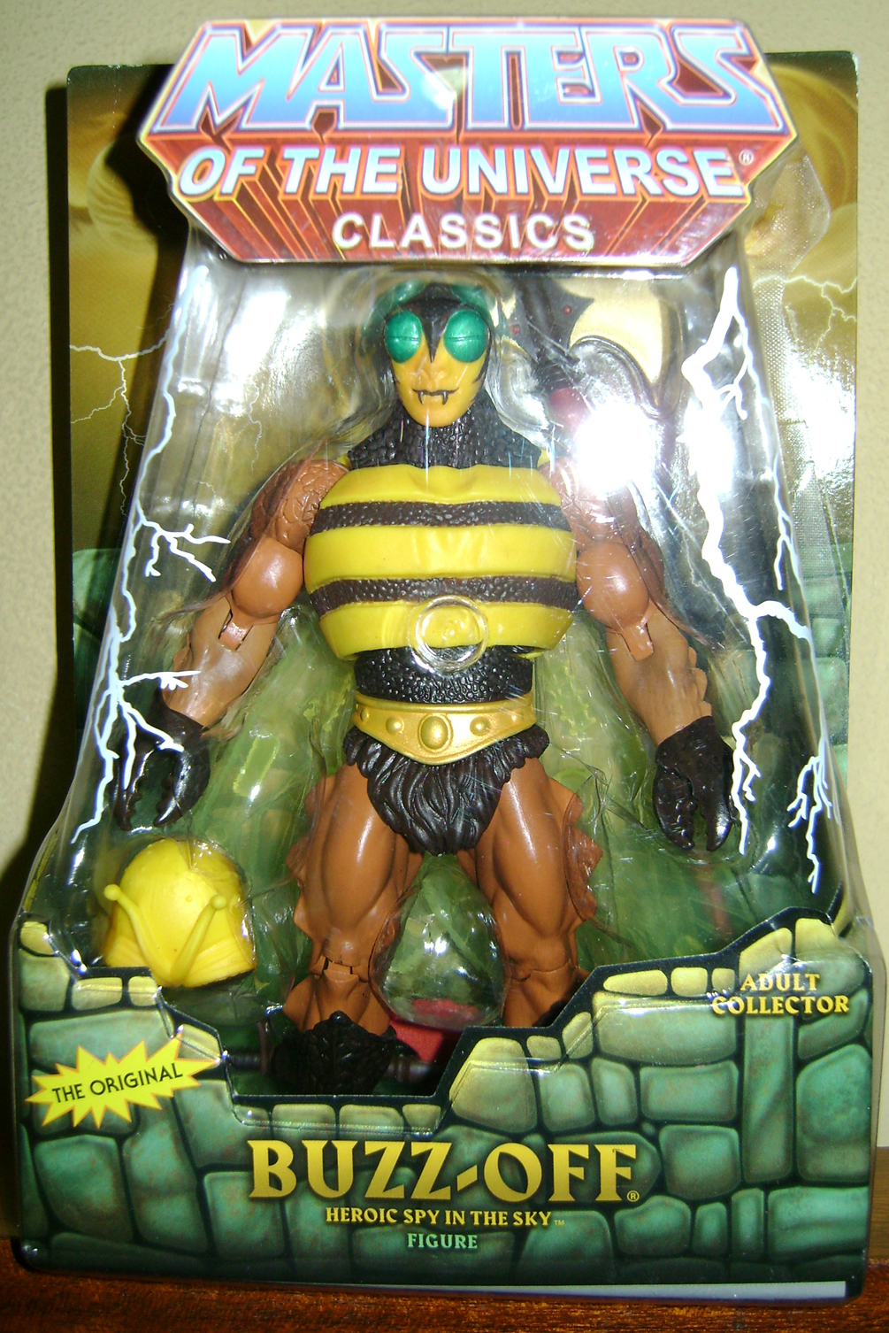 Buzz 11 Thirty Years of MOTU: Dec  Procrustus, Mosquitor And Bonus Buzz Off!