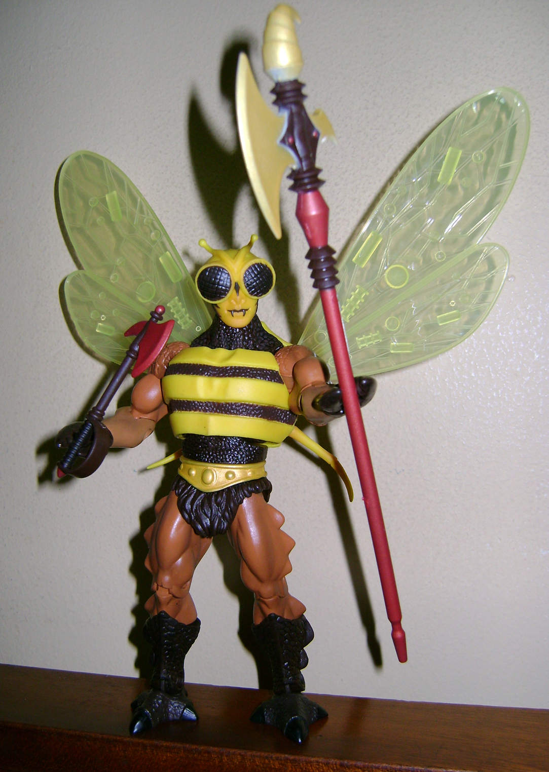 Buzz 3 Thirty Years of MOTU: Dec  Procrustus, Mosquitor And Bonus Buzz Off!