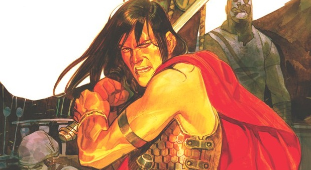 ConanTheBarbarian11 Best Comic Books of 2012