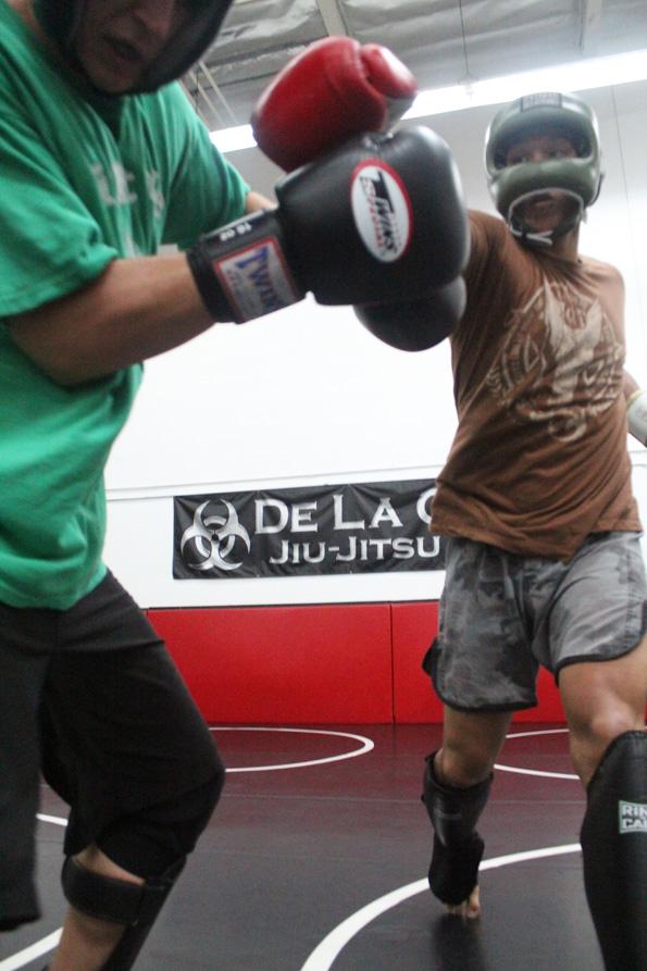 IMG 7422 December De La O Fight Camp