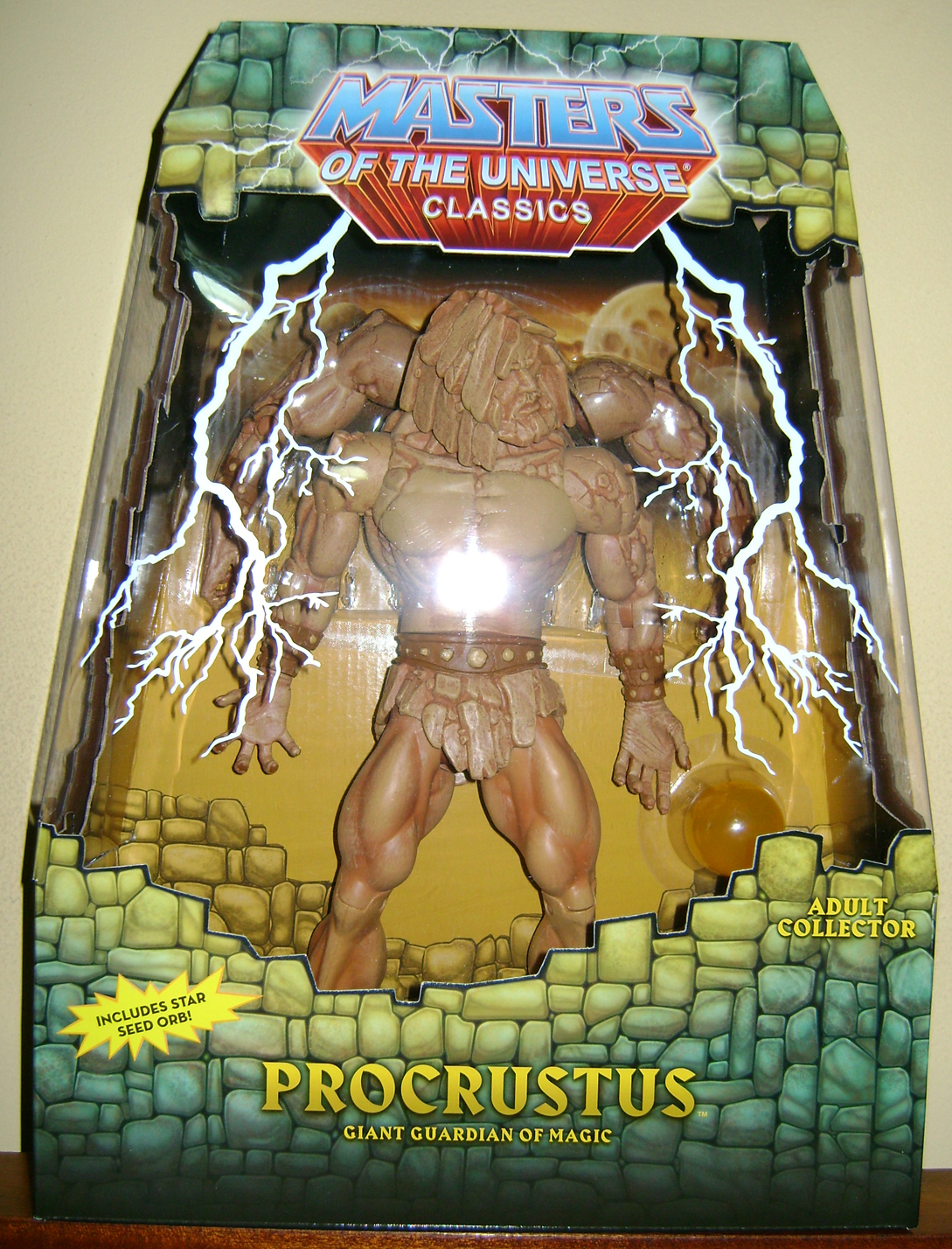Pro 1 Thirty Years of MOTU: Dec  Procrustus, Mosquitor And Bonus Buzz Off!