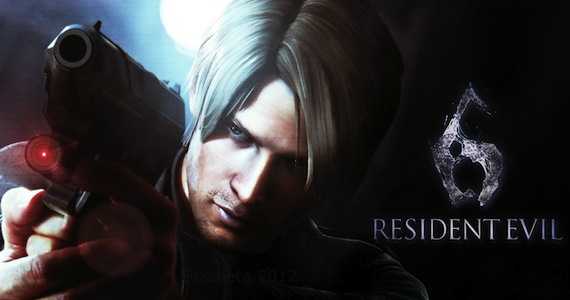 Resident Evil 6 Leon Kennedy Picture Resident Evil 6 PC Version Release Date