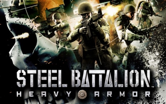 Steel Battalion Heavy Armor Logo Worst Gaming Trends in 2012