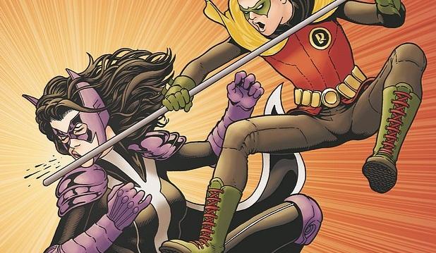 Worlds Finest 6 Huntress Batmans Robin Worst Comic Books of 2012