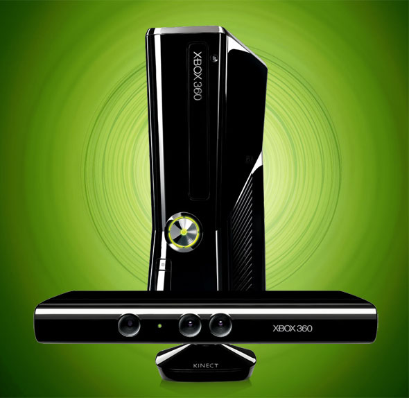 Xbox360 and Kinect for 99 The Big Three in the 7th Generation