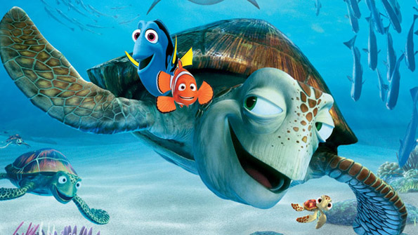 findingnemo638 Blu Ray Review: Finding Nemo 3D
