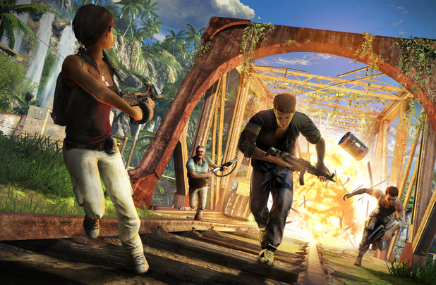 gaming far cry 3 e3 8 Video Game Review: Far Cry 3