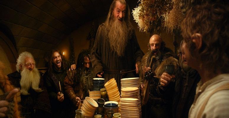 ian mckellan the hobbit an unexpected journey Movie Review: The Hobbit: An Unexpected Journey