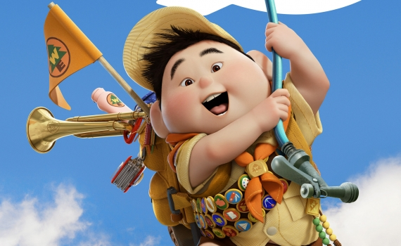 up 3D Blu ray Review: UP