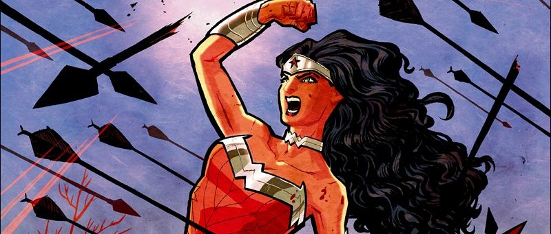 wonder woman Best Comic Books of 2012