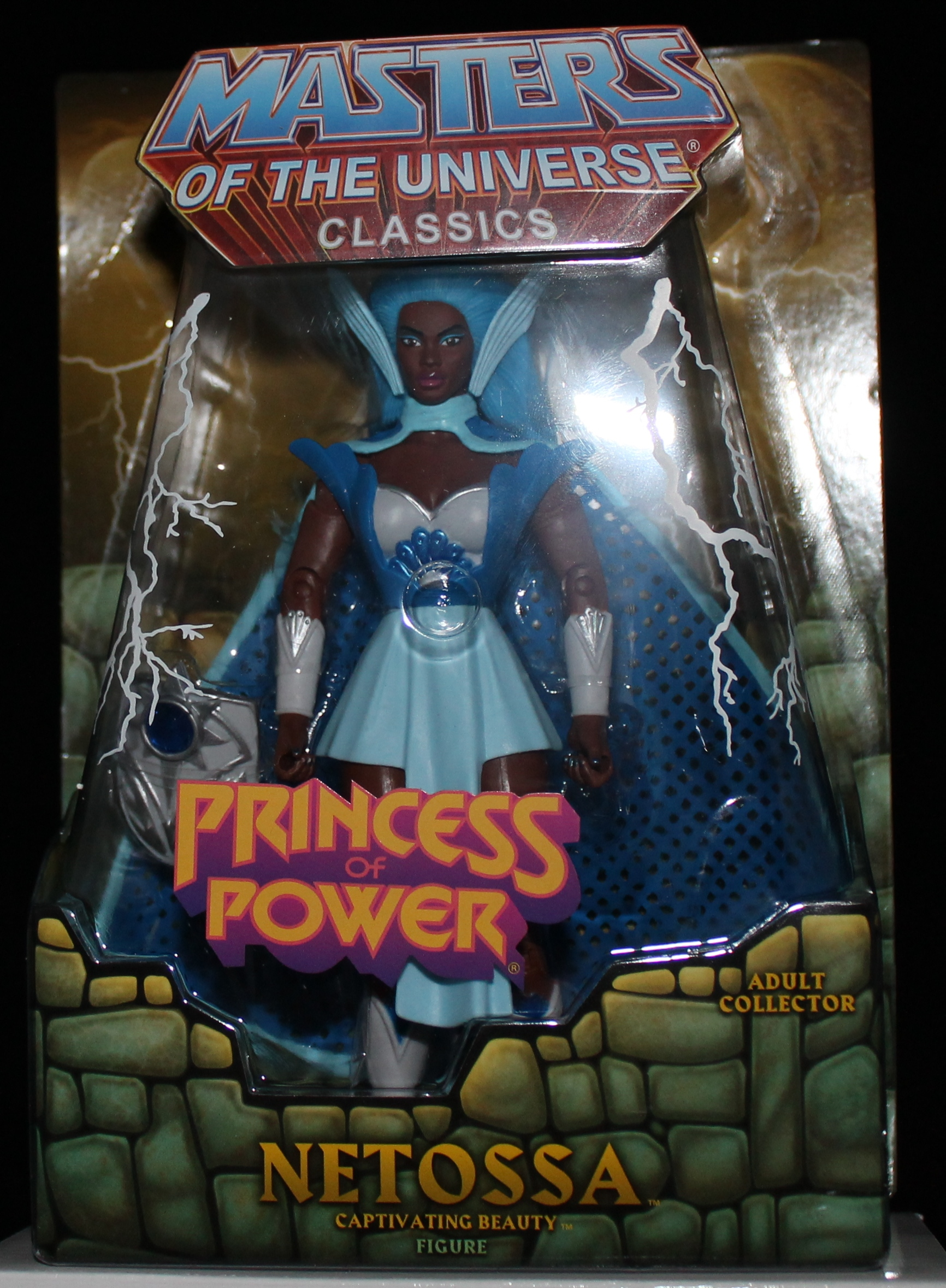 007 Masters of the Universe Classics: Jan  Netossa