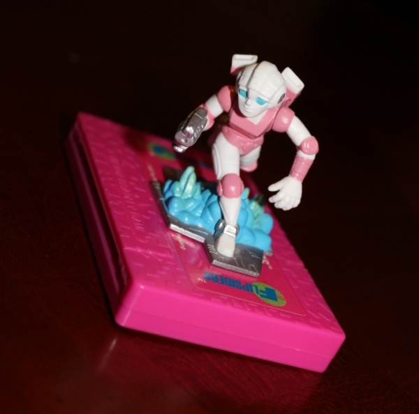 062 Vintage Toy of the Month! Transformers Squawkbox!