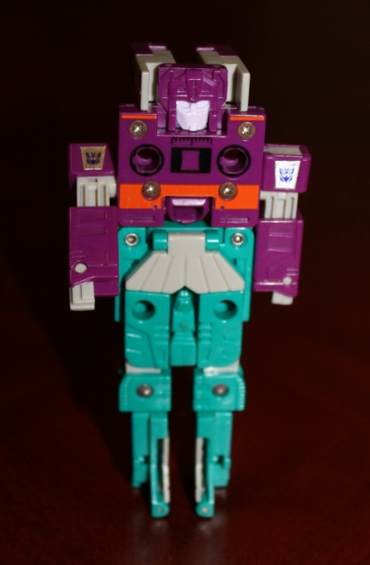 075 Vintage Toy of the Month! Transformers Squawkbox!