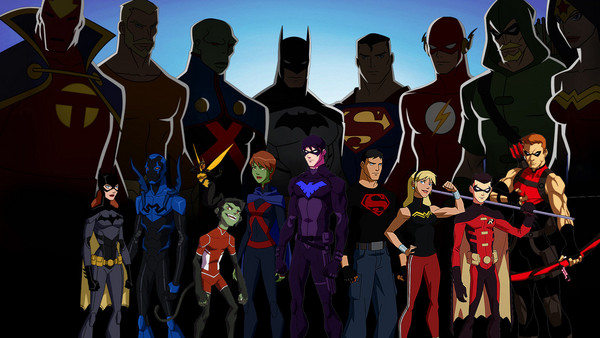 1359432595 2277 young justice Lack Of Respect For Animation In The West