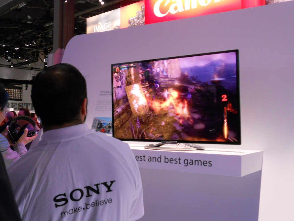 DSCN18611 CES: The Consumer Electronics Show at a Glance