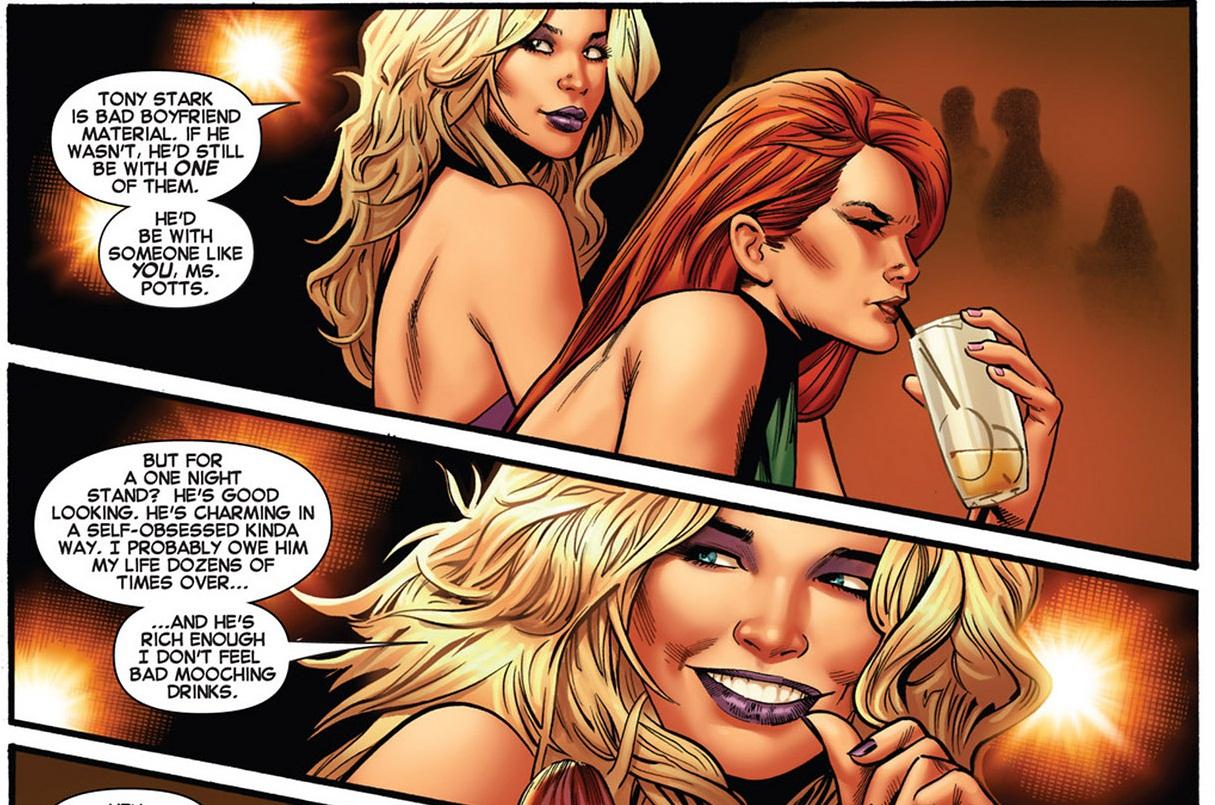 Iron Man Zone 037 Comic Book Review: Iron Man Volume 1: Believe