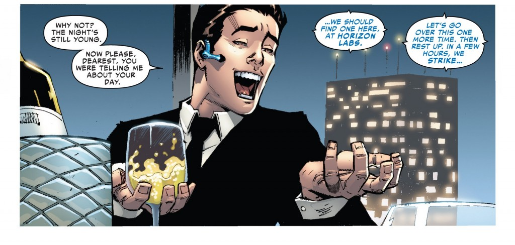 SuperiorSpiderMan 1 TheGroup 014 1024x488 Comic Book Review: Superior Spider Man #1 (Spoilers)