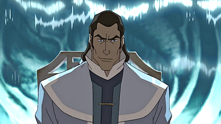 Tarrlok The Legend of Korra Season 1 Review/Analysis
