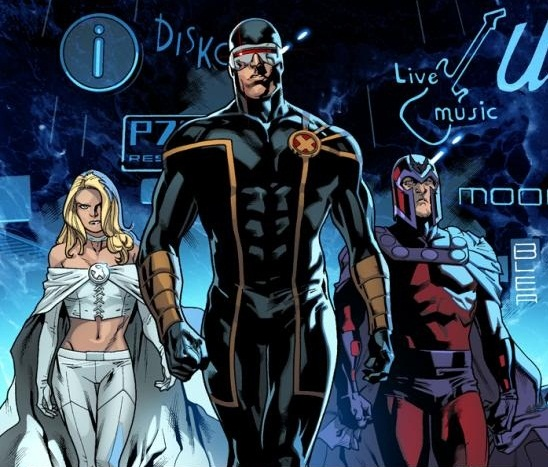 all new x men 1 interior art Comic Book Review: All New X Men, Vol. 1: Here Comes Yesterday