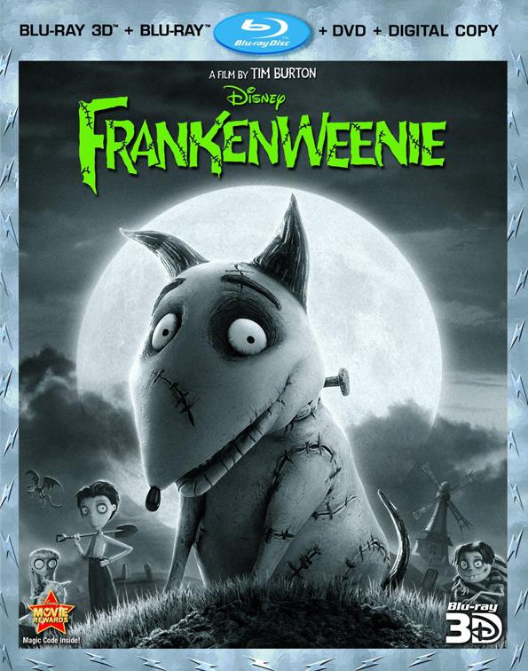 frankenweenie1 Blu Ray Review: Frankenweenie 3D