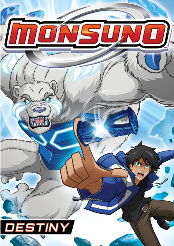 monsuno DVD Review: Monsuno   Destiny