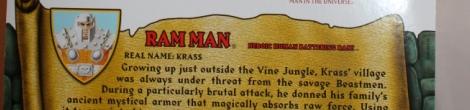 Masters of the Universe Classics: Feb- Ram Man & Jitsu