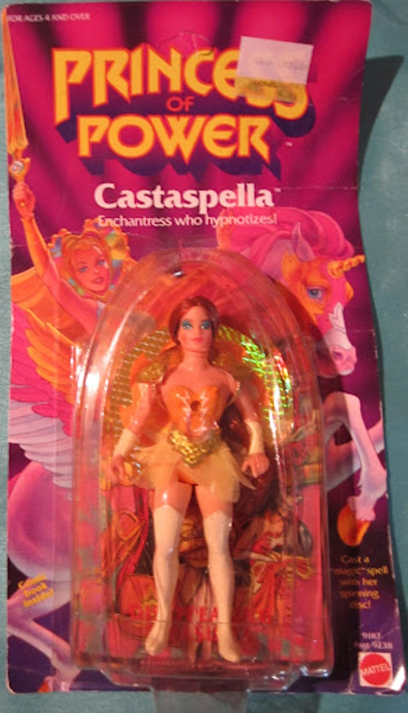 070 Vintage Toy of the Month! Castaspella!