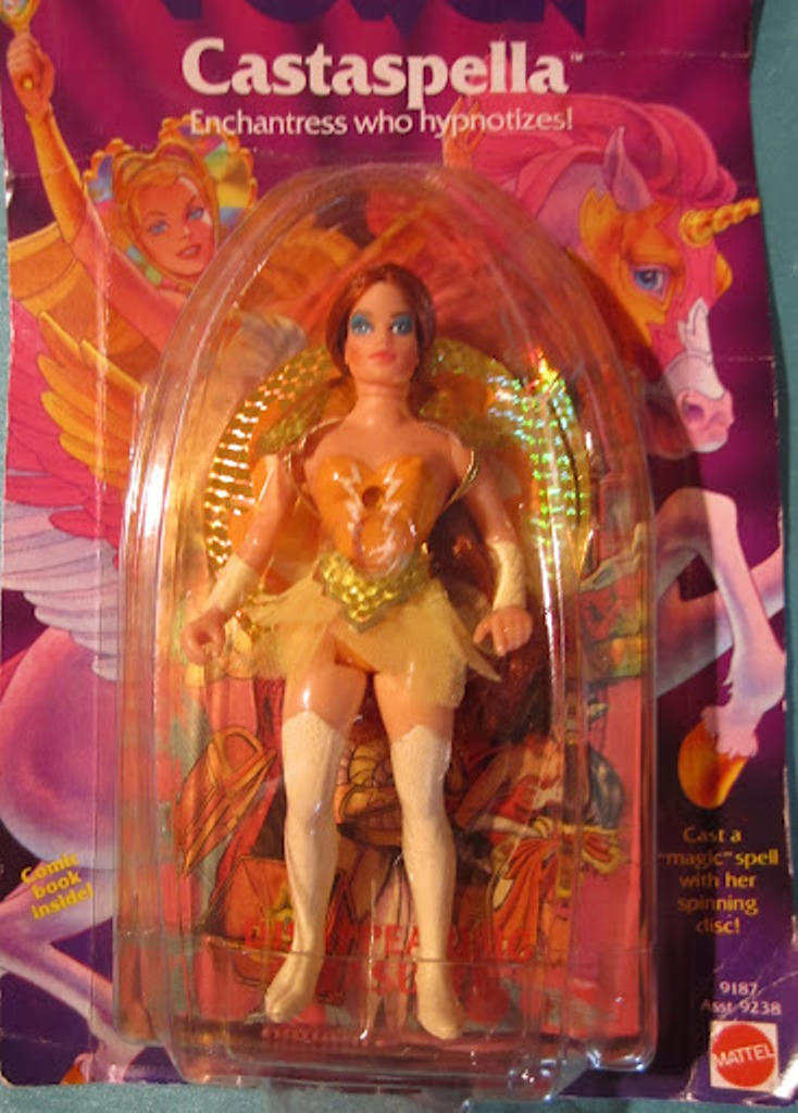 071 Vintage Toy of the Month! Castaspella!