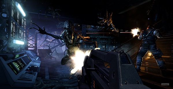 1920x 11 Video Game Review: Aliens Colonial Marines (PC)