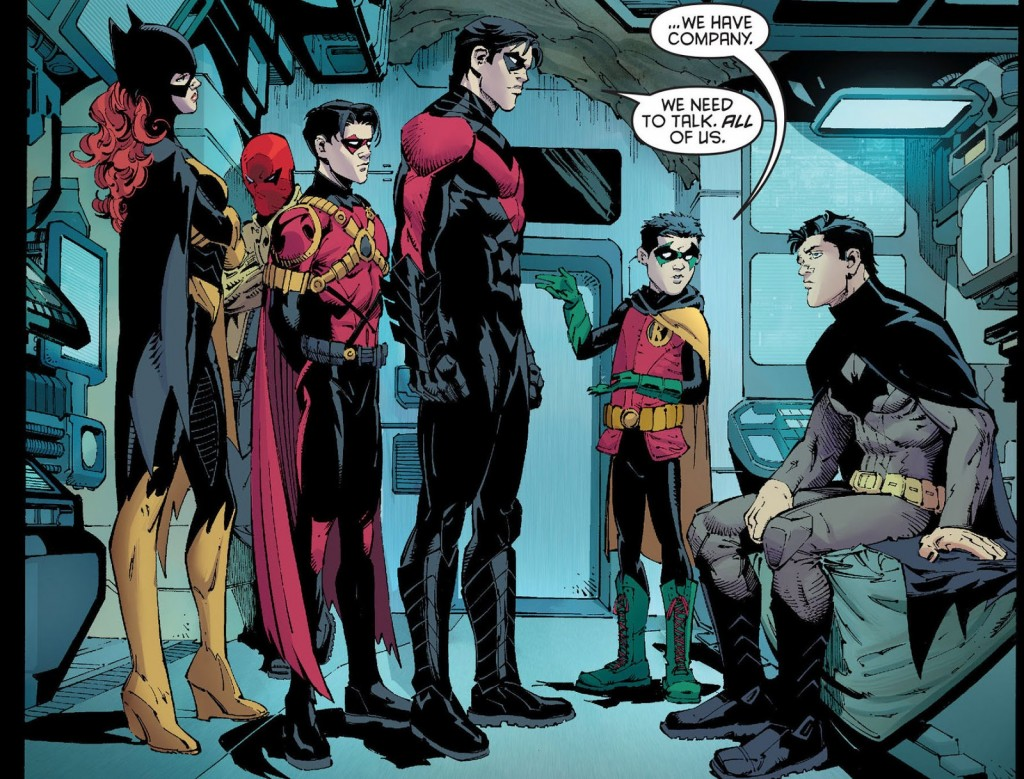 Batman 15 pg 010 1024x779 Comic Book Review: Batman Death of the Family
