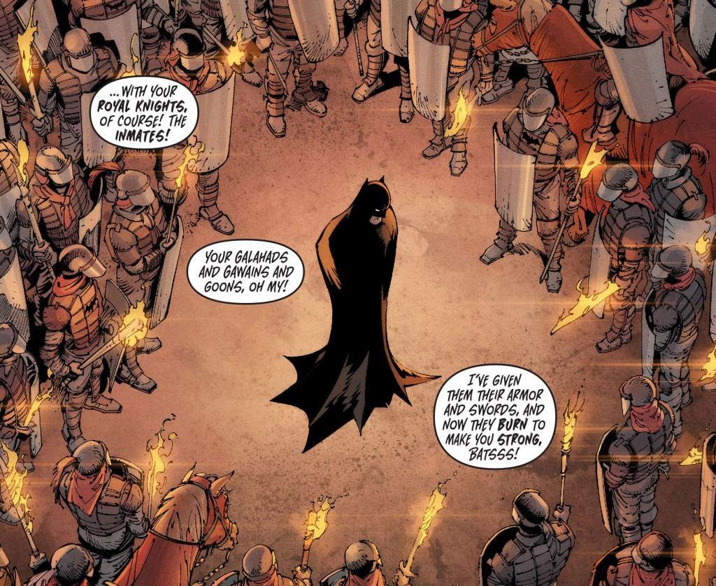 Batman 16 pg 006 1024x839 Comic Book Review: Batman Death of the Family