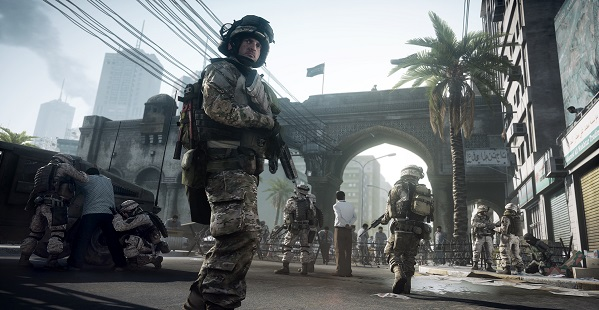 Battlefield 3 screenshots Staging Area EA Micro Transactions Rant