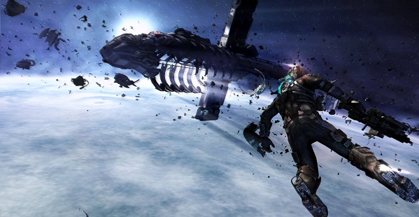 Dead Space 3 1 Video Game Review: Dead Space 3 (PC)